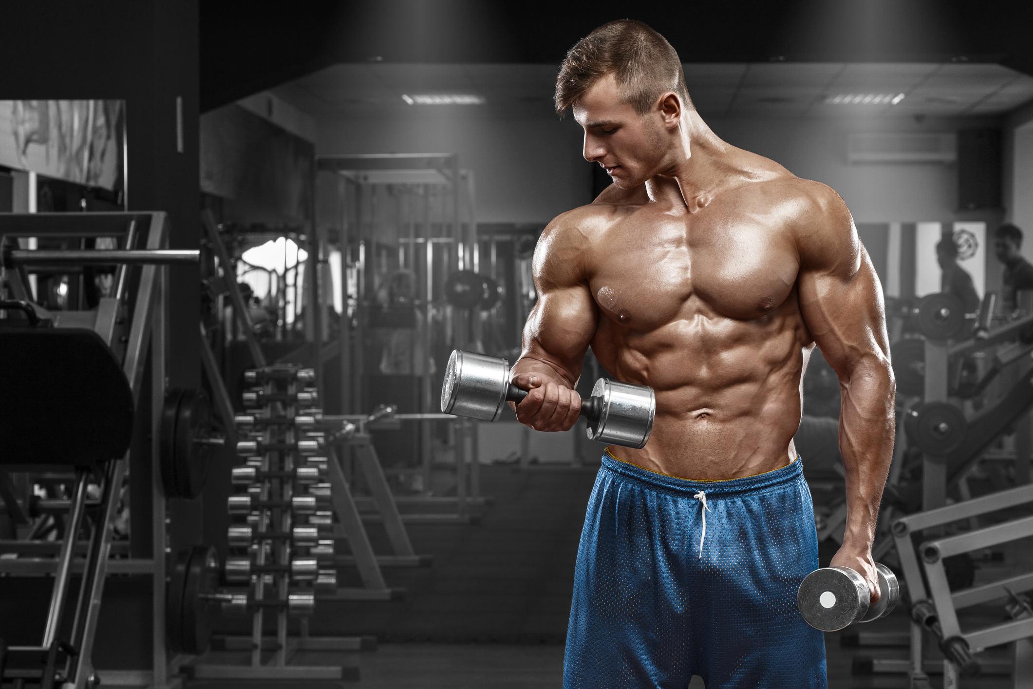 Weight Training with Pure Oxygen: The Ultimate Boost
